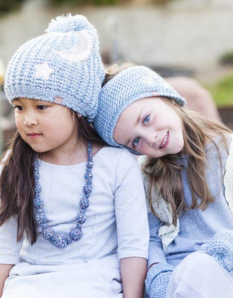 Peppercorn Kids Sequin Star Headwrap