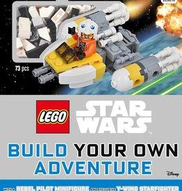 Penguin Random House LLC Lego Star wars build your own adventure