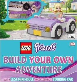 Penguin Random House LLC Lego Friends build your own adventure