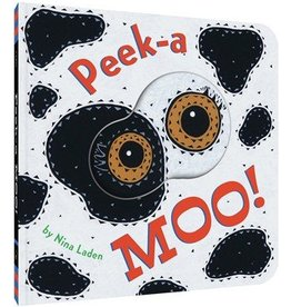 Chronicle Books/Hachette Book Group USA Peek A Moo