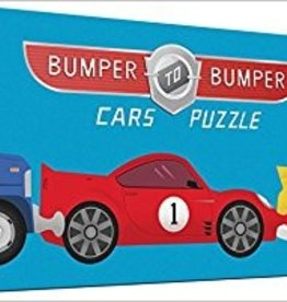 Chronicle Books/Hachette Book Group USA Bumper to Bumper Car Puzzle