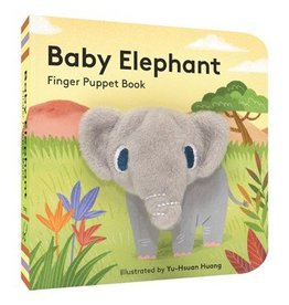 Chronicle Books/Hachette Book Group USA Baby Elephant Book