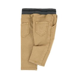 3 Pommes 3 Pomme Khaki Trousers