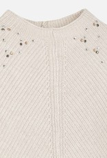 Mayoral USA Beige Sparkle Sweater