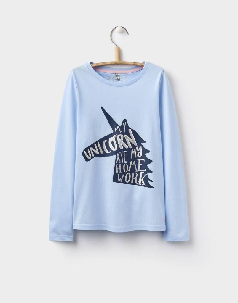 Little Joule My Unicorn Homework