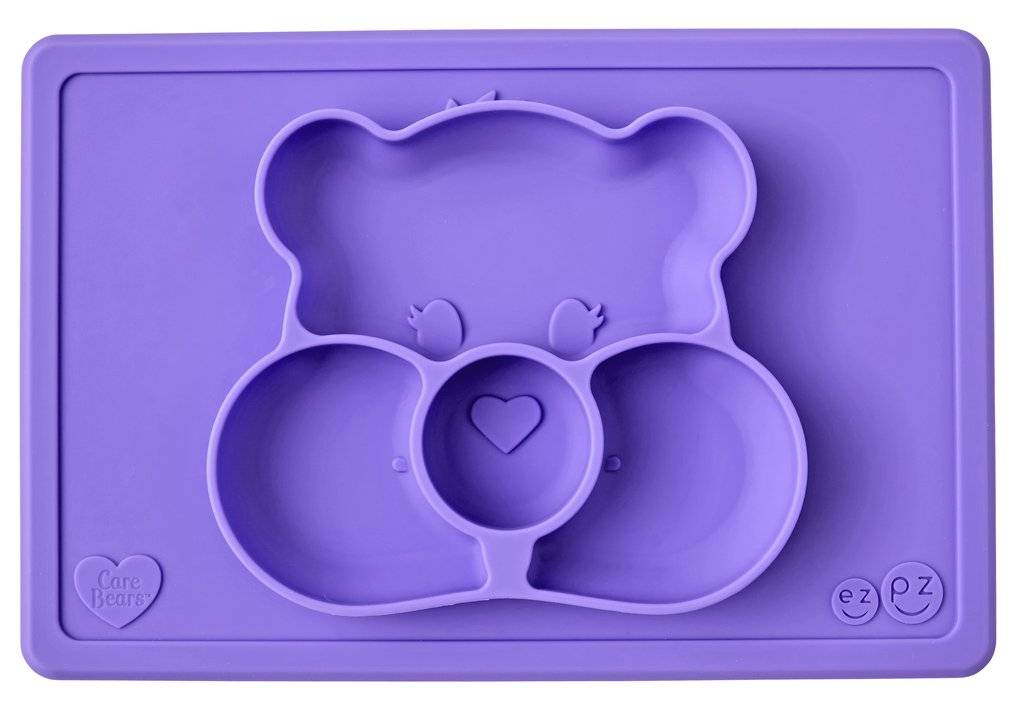 EZPZ Care Bears Plate