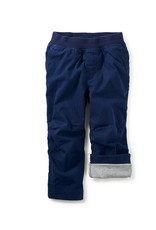 Tea Collection Lined Canvas Baby Pants