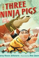 Penguin Random House, LLC Three Ninja Pigs