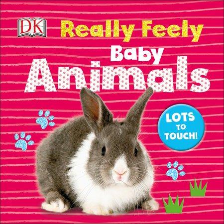 Penguin Random House, LLC Really Feely Baby Animals
