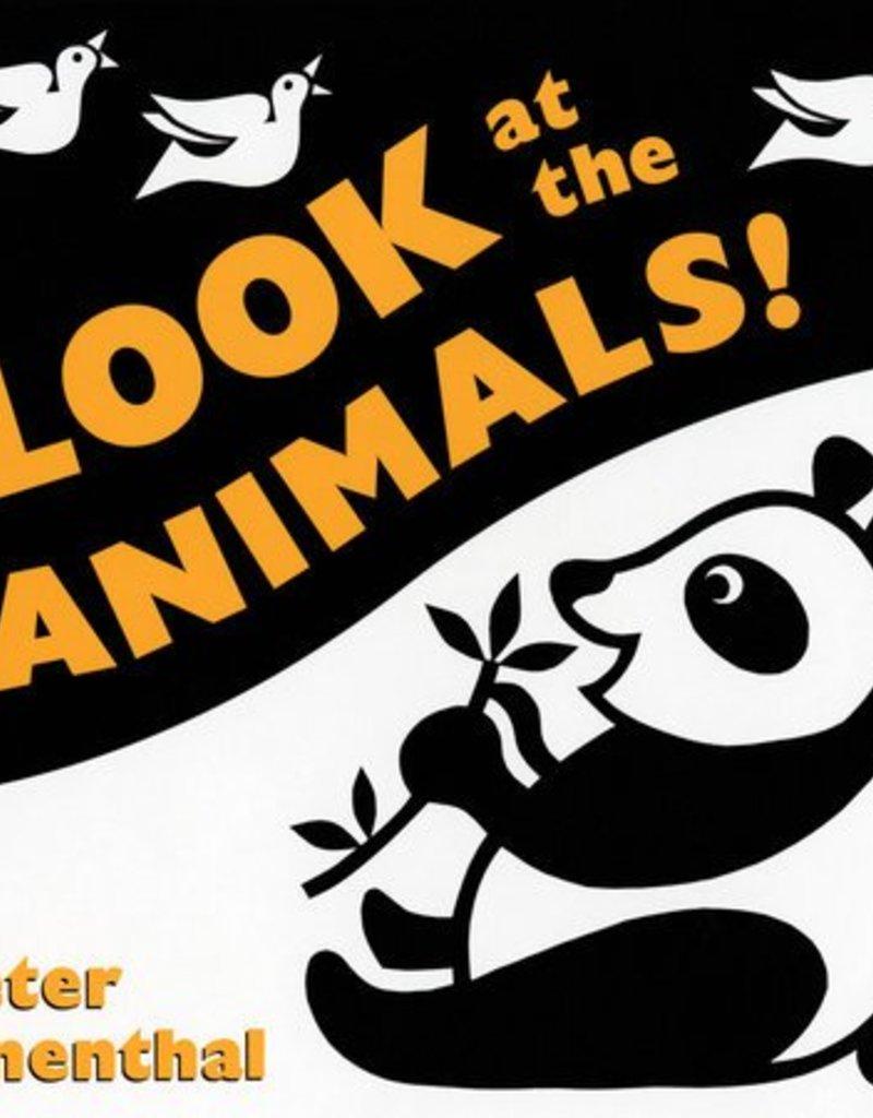 Penguin Random House, LLC Look at the Animals