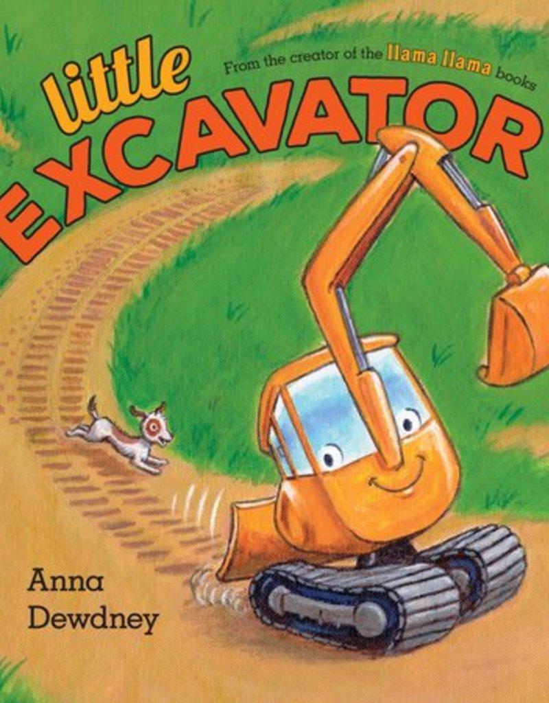 Penguin Random House, LLC Little Excavator