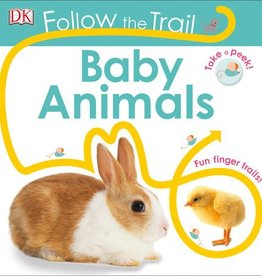 Penguin Random House, LLC Follow Trail Baby Animals