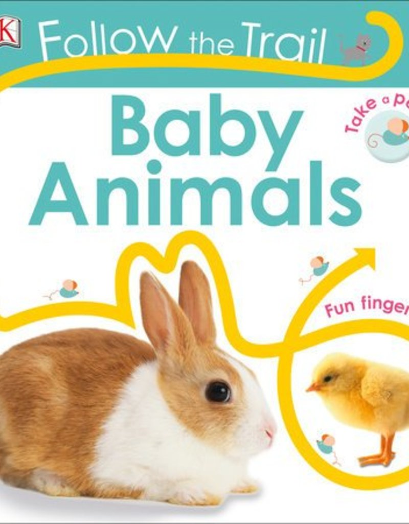 Penguin Random House, LLC Follow Trail Baby Animals