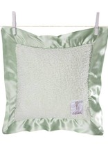 Little Giraffe Celadon Chenille Pillow
