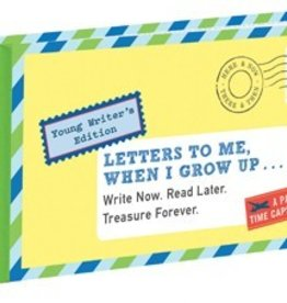 Chronicle Books/Hachette Book Group USA Letters...when I Grow Up