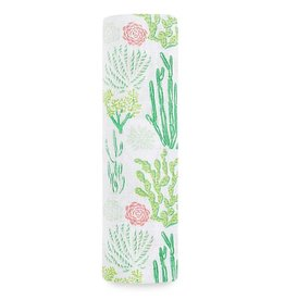 Aden & Anais Cactus Blooms Classic Swaddle