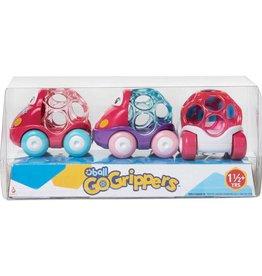 Toysmith Pink Go Gripper Vehicles