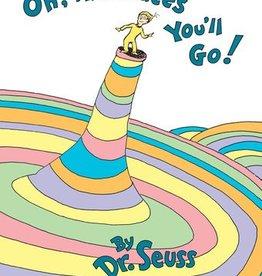 Penguin Random House LLC Oh The Places You'll Go