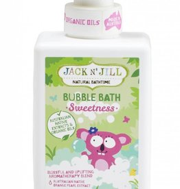 Jack and Jill Kids Sweetness Bubble Bath
