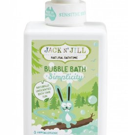 Jack and Jill Kids Simplicity Bubble Bath