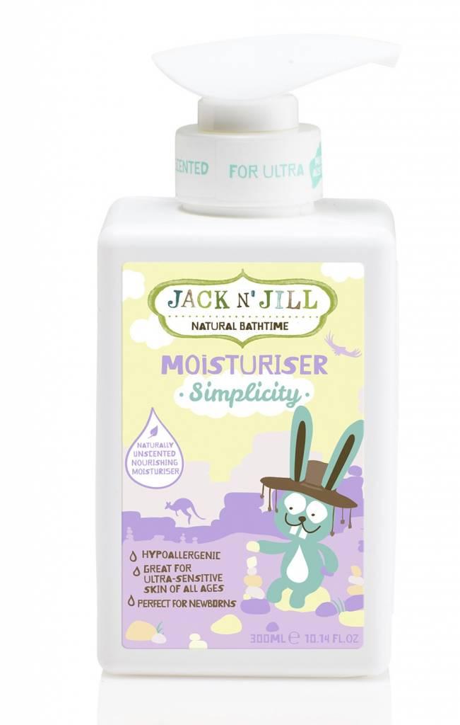 Jack and Jill Kids Simplicity Moisturiser