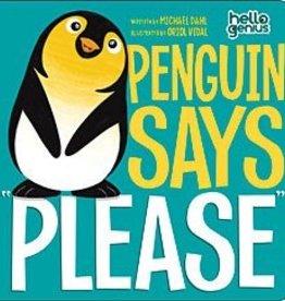 """Capstone Publishers Penguin Says, """"Please"""""""