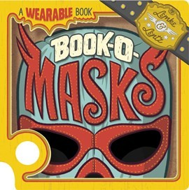 Capstone Publishers Book-O-Masks: A Wearable Book