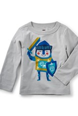 Tea Collection Little Knight Graphic Tee