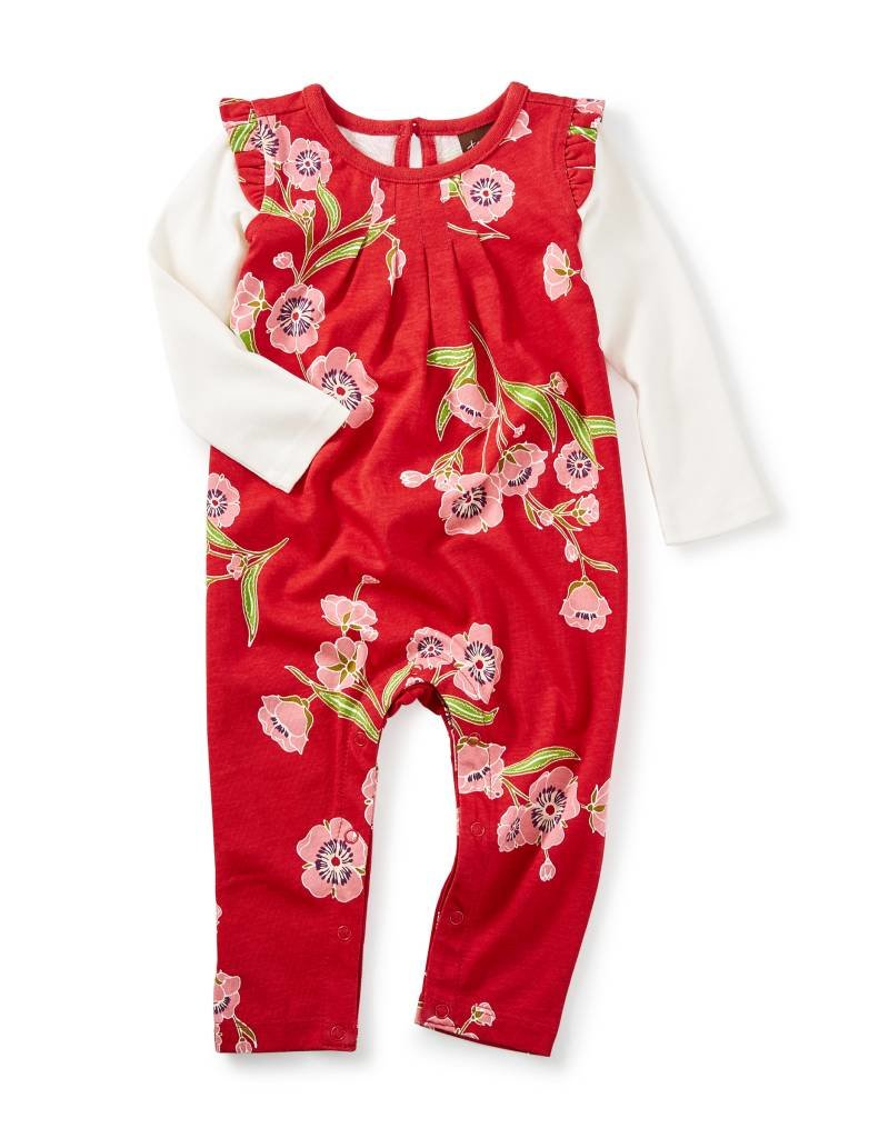 Tea Collection Rowan Flutter Romper