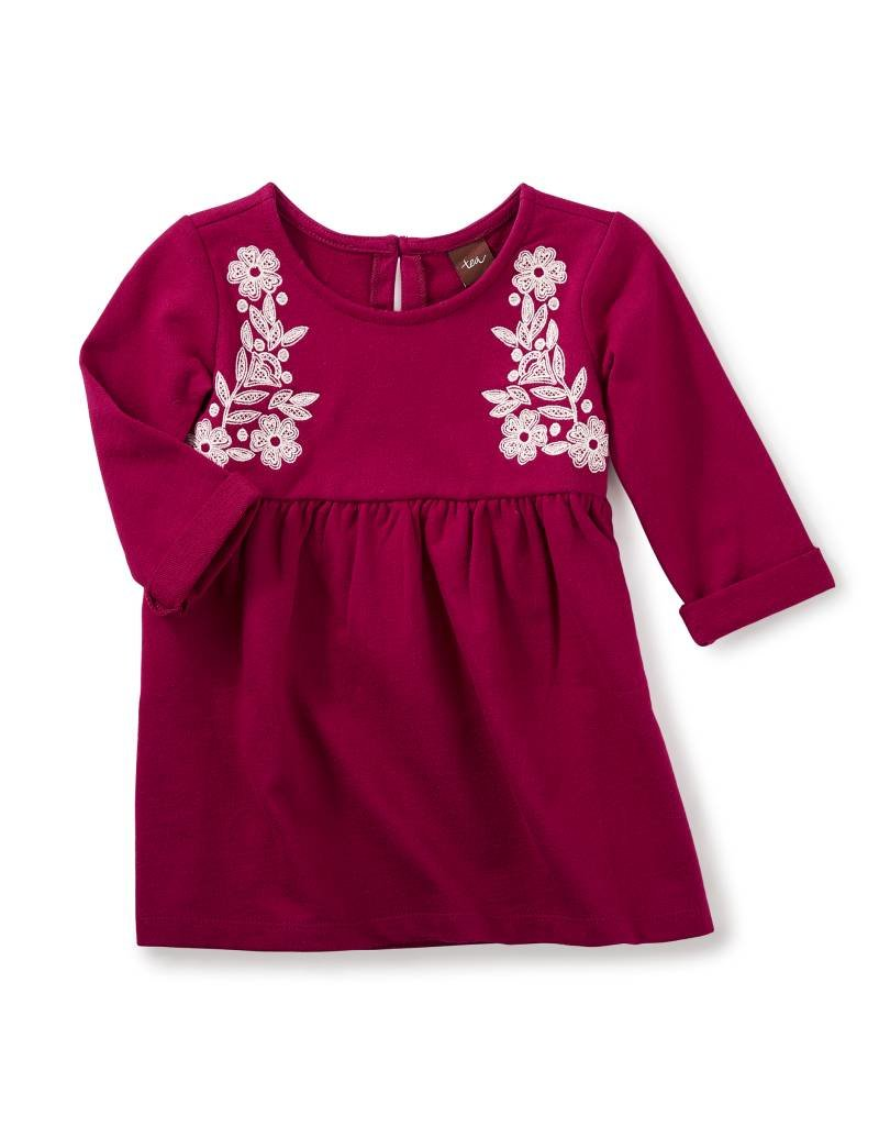 Tea Collection Ailsa Embroidered Dress