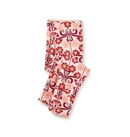 Tea Collection Dahlia Baby Leggings