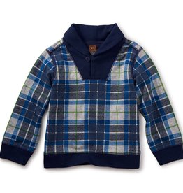 Tea Collection Tartan Popover