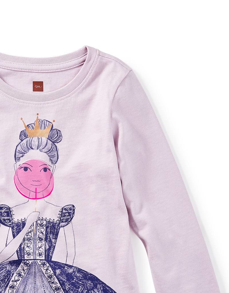 Tea Collection Queen of Scots Graphic Tee