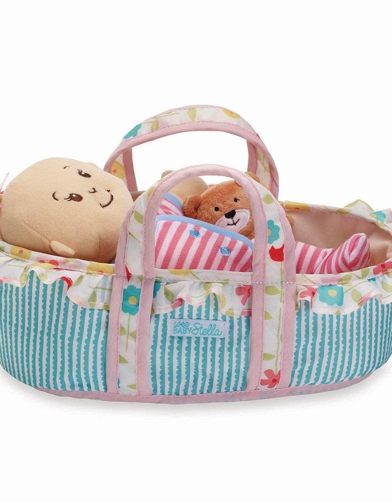 Manhattan Toy Wee Baby Stella Sweet Dreams Bassinet