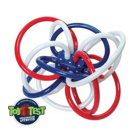 Manhattan Toy Red, White, Blue Unboxed Winkel