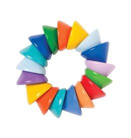 Manhattan Toy Bright Baby Cones