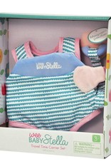 Manhattan Toy Wee Baby Stella Travel Time Carrier Set