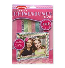 Melissa & Doug, LLC Press-On Rhinestones Frame