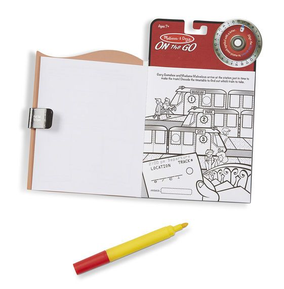 Melissa & Doug, LLC Case of the Runaway Ruby