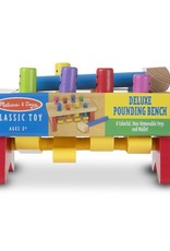 Melissa & Doug, LLC Deluxe Pounding Bench