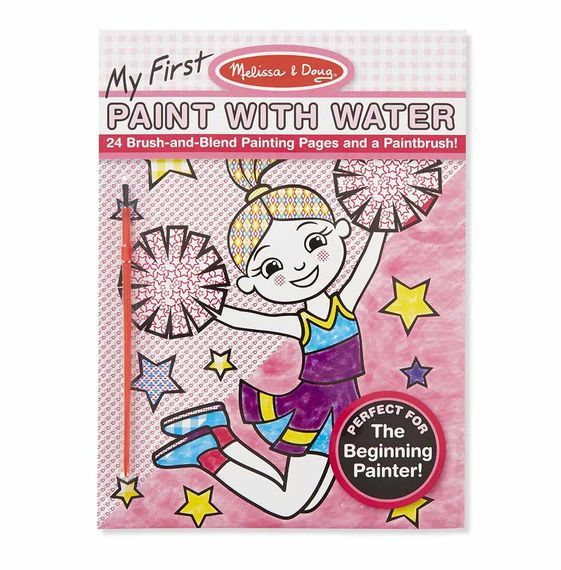 Melissa & Doug, LLC Pink My First Paint with Water