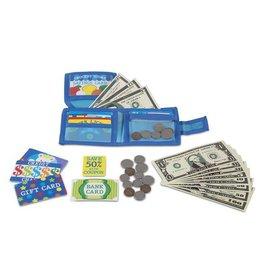 Melissa & Doug, LLC Pretend-to-Spend wallet