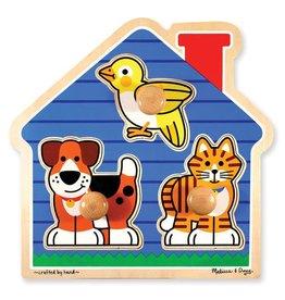 Melissa & Doug, LLC House Pet Jumbo Knob