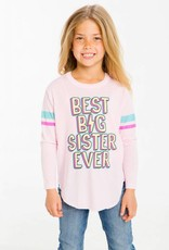 Chaser Chaser Best Big Sis Tee