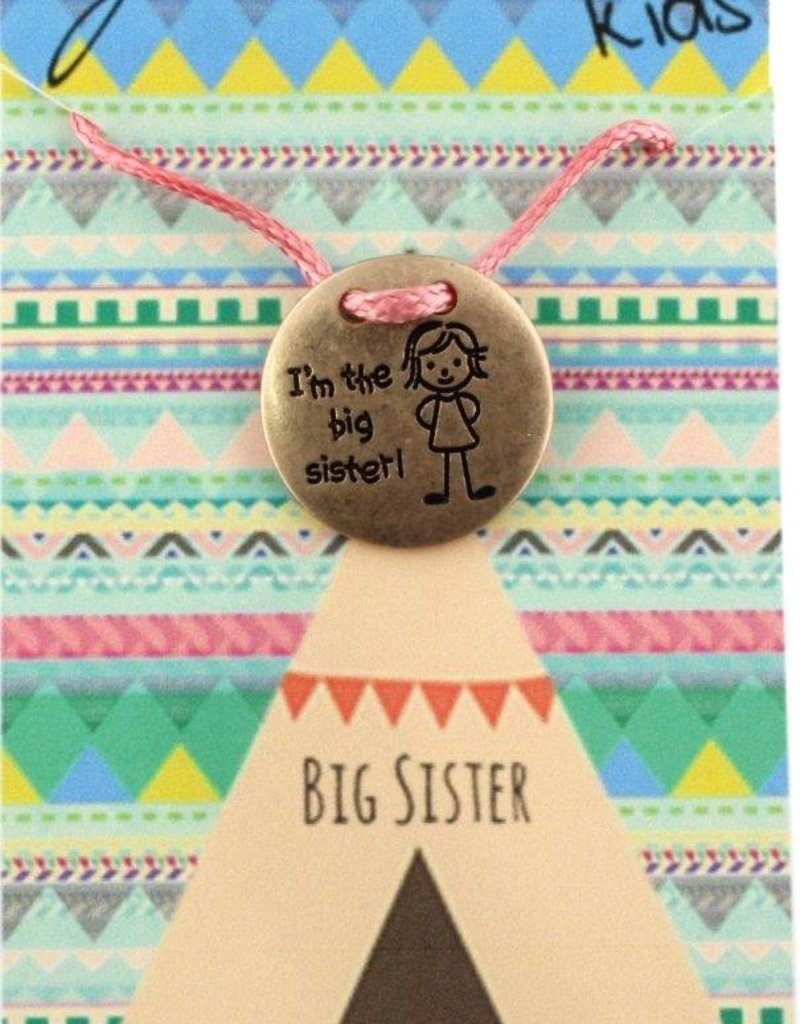 Jane Marie Big Sister Necklace