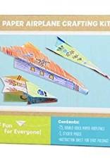 Paper Airplane Crafting Kit