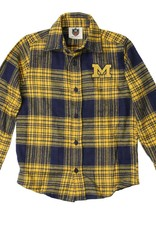 Wes and Willy Michigan Flannel Plaid