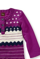 Tea Collection Fair Isle Sweater Dress