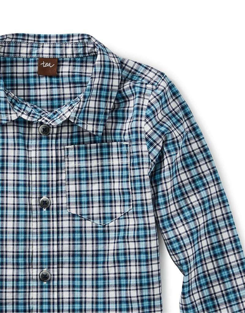 Tea Collection Heath Button-down Shirt