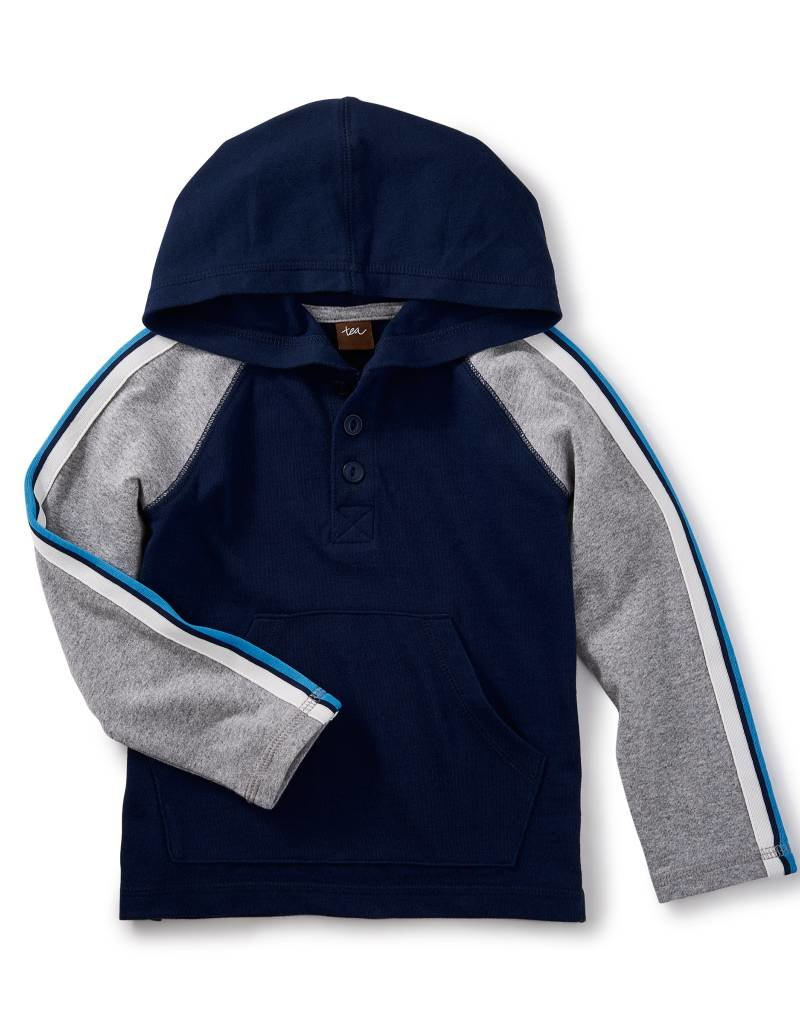 Tea Collection Ewan Henley Hoodie